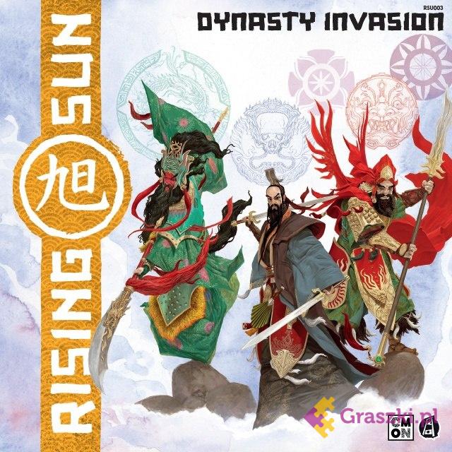 Rising Sun: Dynastia Inwazji (Przedsprzedaż) | Portal